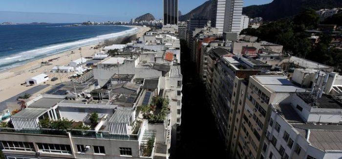 O isolamento social começa a diminuir no Rio