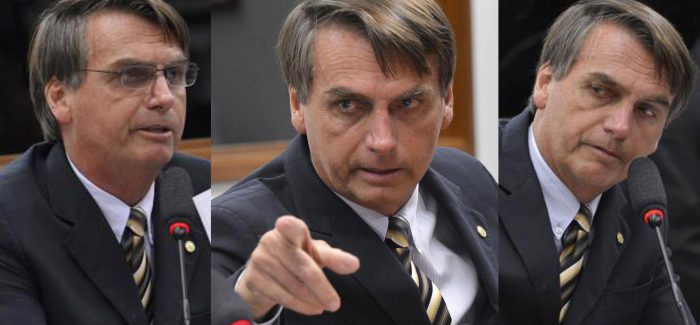 Bolsonaro racha partido antes de filiação