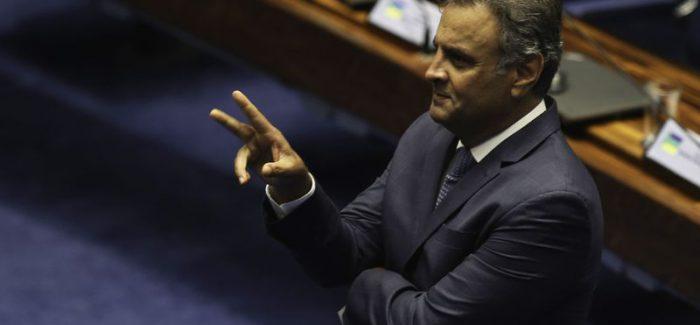 PGR defende arquivamento de inquérito contra Aécio Neves