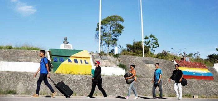 """Temer quer """"disciplinar"""" entrada de venezuelanos no Brasil"""