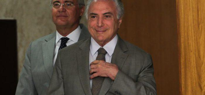 """Candidatura de Temer seria """"a pior das estratégia"""", diz Renan Calheiros"""