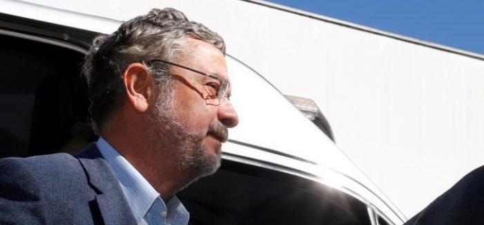 Palocci relata que Lula negociou propina para o filho