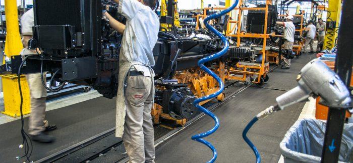 Greve afeta produção industrial em 14 dos 15 locais pesquisados