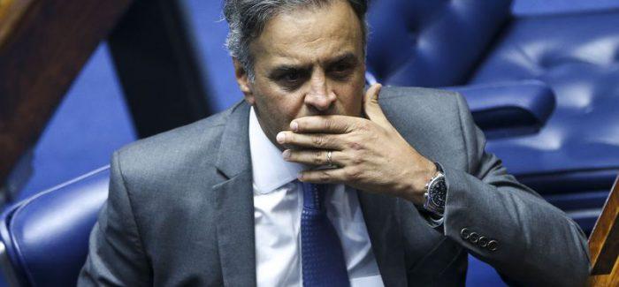 STF mantém julgamento que pode tornar Aécio Neves réu
