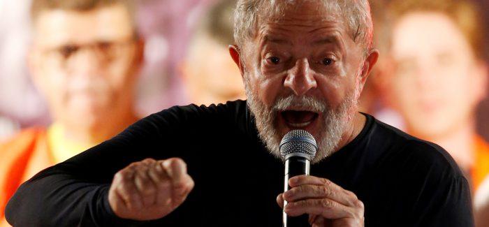 Lula desafia a Justiça e não se entrega