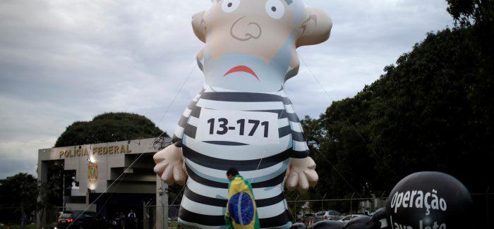 Apoio à prisão de Lula dominou menções no Twitter