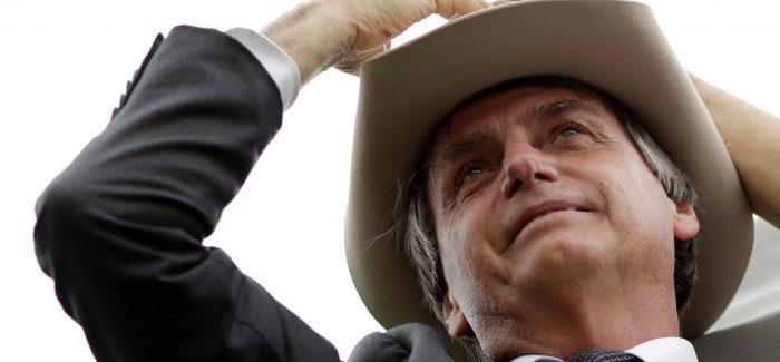 """Bolsonaro critica PGR e diz que tem """"imunidade"""" para opiniões"""