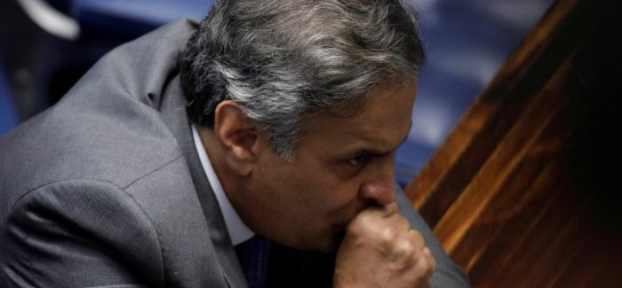 Gilmar Mendes arquiva inquérito sobre Aécio Neves