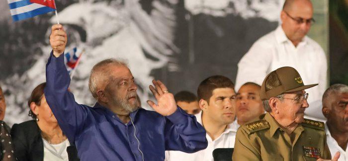 """Cuba classifica prisão de Lula como """"fato gravíssimo"""""""