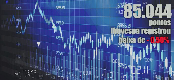 Alta de títulos americanos provoca 2ª queda seguida do Ibovespa