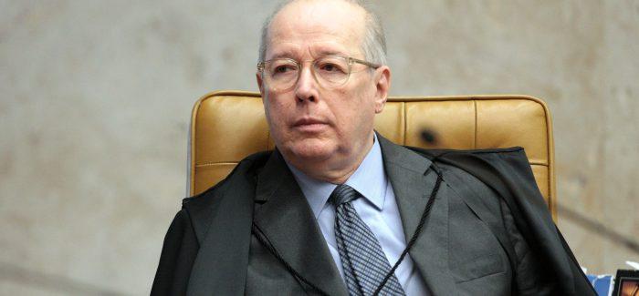 "Celso de Mello vê ""relevantes indícios"" de propina a deputado"
