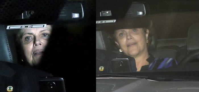 "Dilma fará palestras para denunciar ""perseguição"""