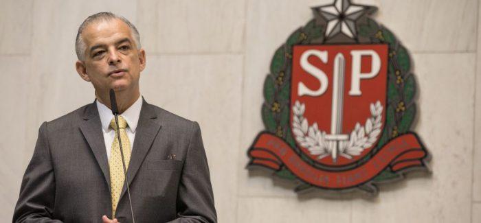 """""""A tropa de choque tem que ficar preparada"""", diz Márcio França, novo governador de SP"""