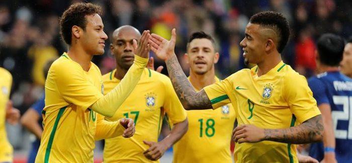 Busca por camisas da seleção brasileira cresce 53%