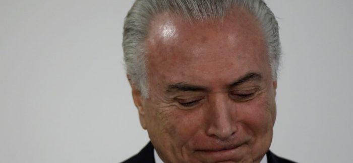 Ex-presidente Temer é solto após decisão do STJ