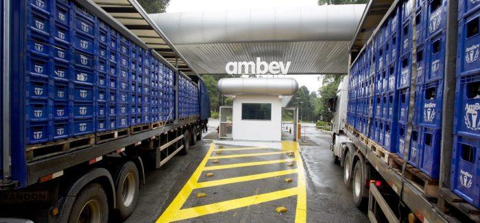 Lucro da Ambev sobe 7,4% e vai a R$ 12,1 bilhões em 2019