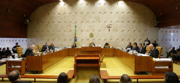STF restringe foro privilegiado para deputados e senadores