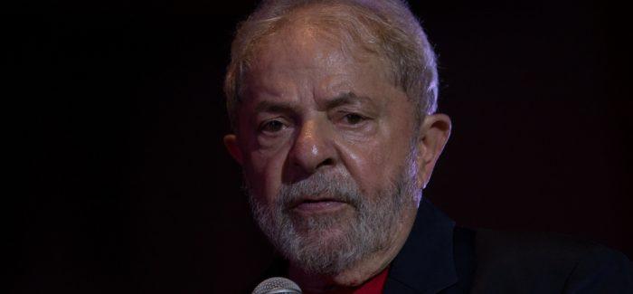 STJ rejeita suspender prisão para Lula participar de campanha