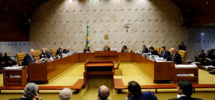 STF decide enviar casos relacionados a caixa 2 para Justiça Eleitoral