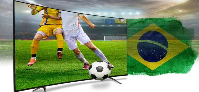 No pré-Copa, vendas de TV sobem 21%, segundo GfK
