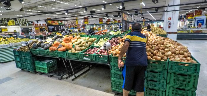 Mercado financeiro mantém projeção para a inflação em 2018