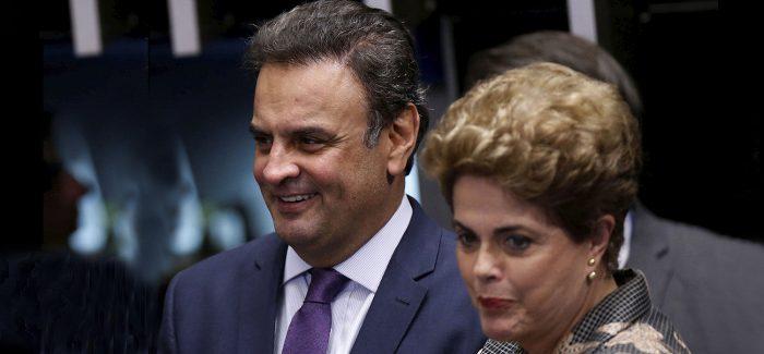 CNT/MDA: Dilma e Aécio lideram disputa em Minas Gerais