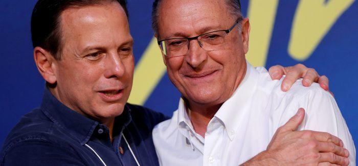Estratégia para enfrentar Bolsonaro divide Alckmin e Doria