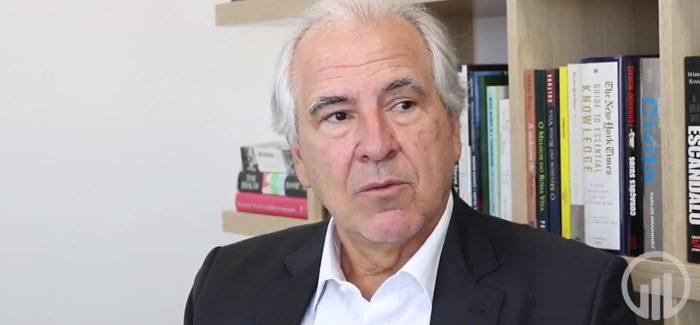 """Brasil é um país bom para empreender"", diz Rubens Menin"