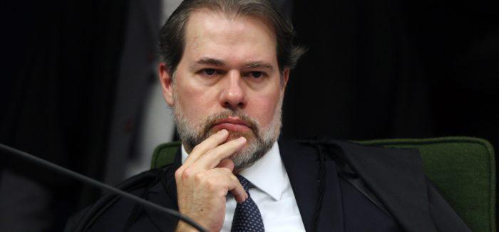 Eleição no Senado também será secreta, decide Toffoli