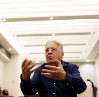 """Ex-presidente FHC: """"O governo tem de inspirar confiança"""""""