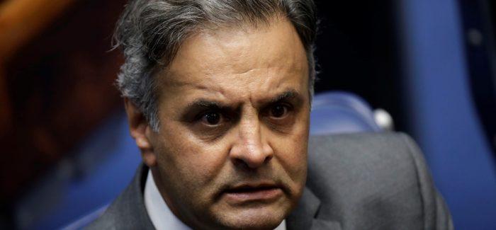 Aécio pode ser expulso do PSDB