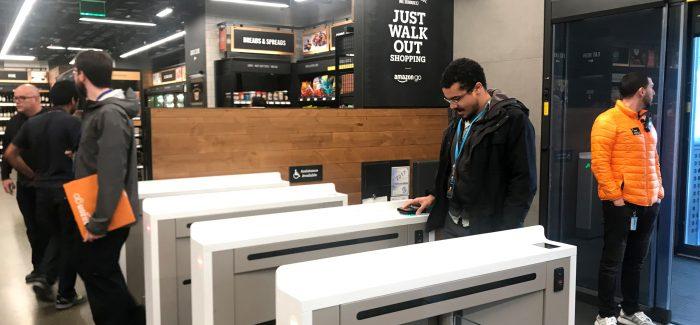 Amazon abre segunda loja sem caixa registradora nos EUA