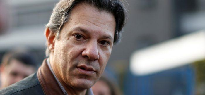 Lula diz que Haddad será sua voz enquanto ele estiver preso