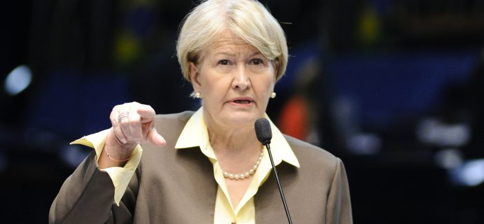 Ana Amélia aceita ser vice de Alckmin