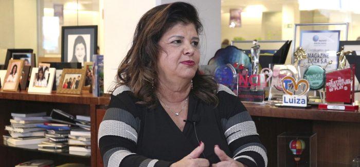 Varejo começou a reagir em setembro, diz Luiza Trajano