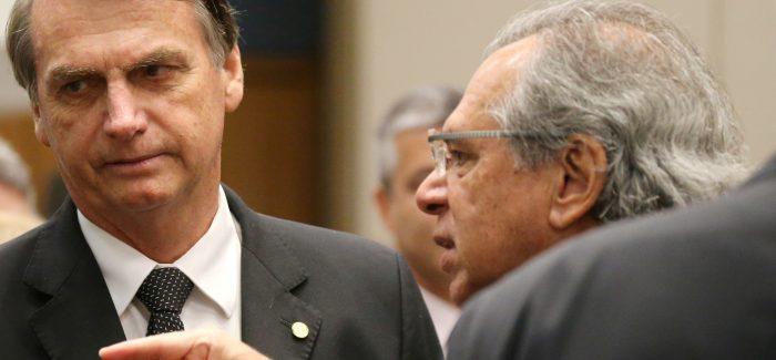 Bolsonaro e Guedes esquentados. Isso vai funcionar?