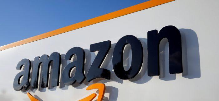 Amazon compra participação de app britânico que entrega comida