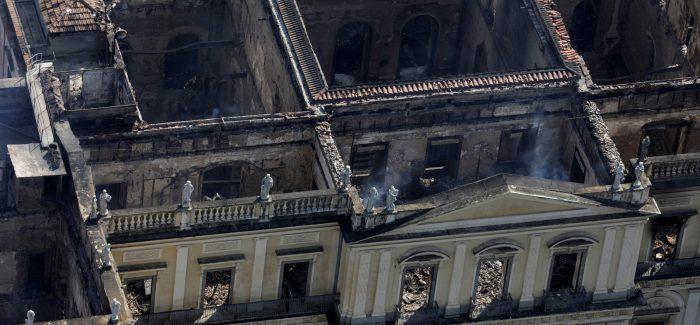 Reconstrução do Museu Nacional deve custar R$ 100 milhões