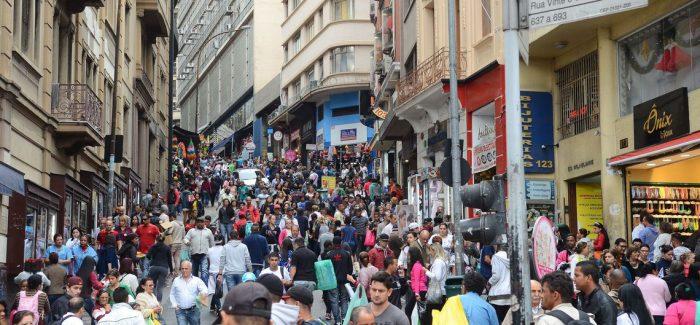 Vendas no varejo paulista cresceram 3,9% em setembro