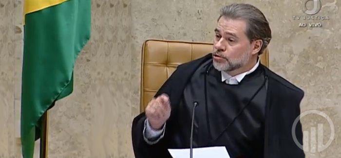 Odebrecht cita Dias Toffoli em documento entregue à PF