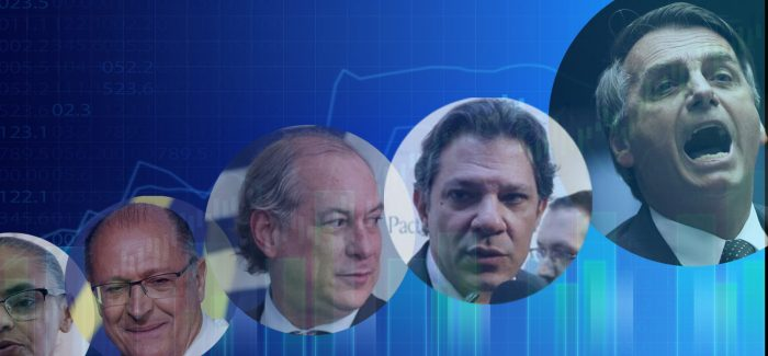 FSB-BTG indica segundo turno entre Bolsonaro e Haddad