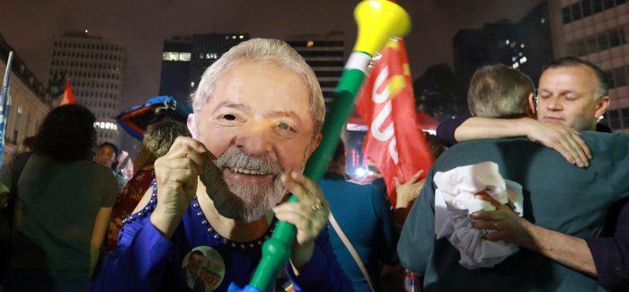 Lula libera Haddad de visitas