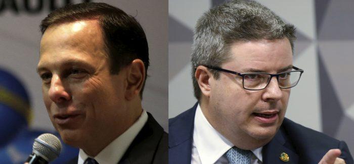 O futuro do PSDB depende de Doria e Anastasia