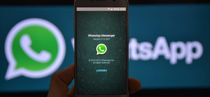 Contra irregularidades, WhatsApp bane 2 milhões de contas por mês