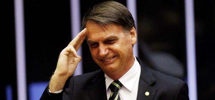 Bolsonaro será diplomado nesta segunda pelo TSE