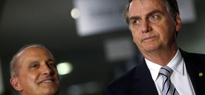 Bolsonaro: Onyx não daria conta do recado sozinho