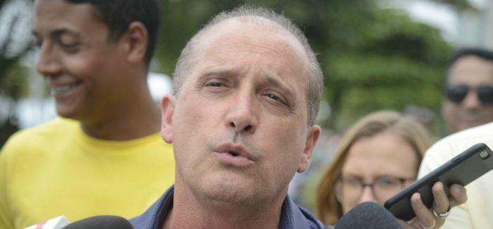 Lorenzoni: Temer e Bolsonaro vão se reunir na próxima semana