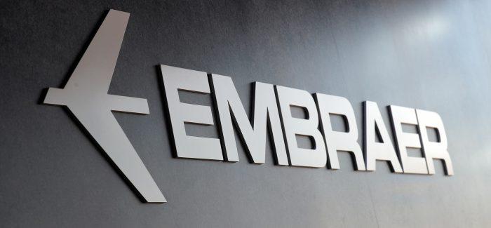 Ações da Embraer tem forte queda após fala de Bolsonaro