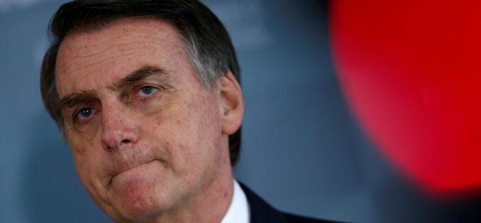 Bolsonaro critica e promete deixar pacto de migração