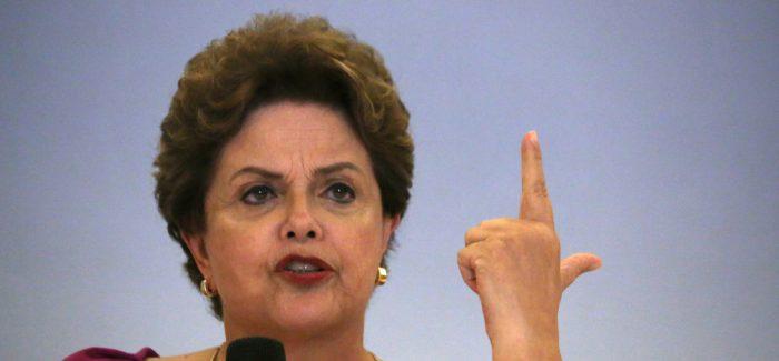 MPF entra com ação de improbidade contra Dilma